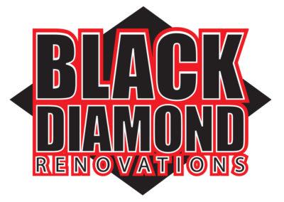 Black diamond logo final color