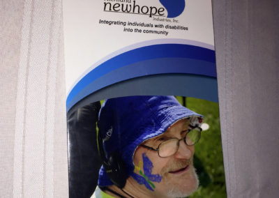 Folder for Richland New Hope