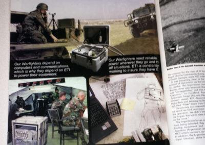 Tactical Magazine Ad