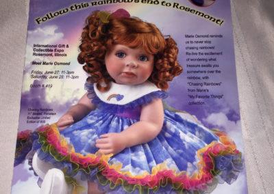 Doll Magazine Ad