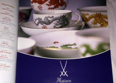 Porcelain Magazine Ad